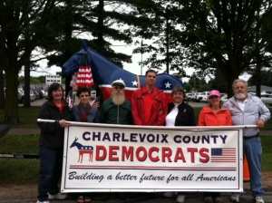 Charlevoix County Dems at Venetian 2013